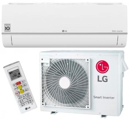 Сплит-система LG Eco Smart 2021 PC09SQR