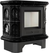 Свободностоящая печь-камин Kratki WK 440 (черный)