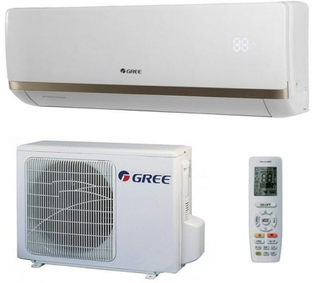 Сплит-система Gree Bora R410 Inverter 2019 GWH12AAB-K3DNA2A