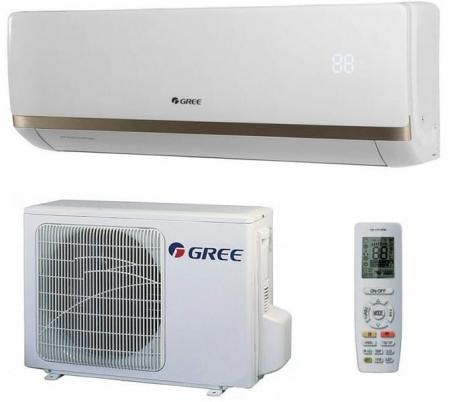 Сплит-система Gree Bora R410 Inverter 2019 GWH18AAD-K3DNA2E