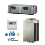 Сплит-система Fujitsu ARYC90LHTA/AOYA90LALT