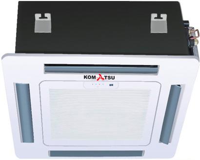 Сплит-система Komatsu KCC-36HR1