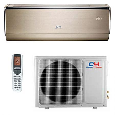 Тепловой насос Cooper&Hunter VIP Inverter CH-S12FTXHV-B