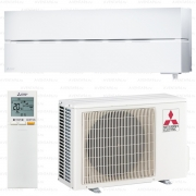 Тепловой насос Mitsubishi Electric MSZ-LN25VGW-ER1/MUZ-LN25VGHZ