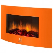 Электрокамин Electrolux EFP/W-1200URLS (оранжевый)