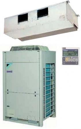 Сплит-система Daikin FDQ250B/RZQ250C