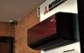 Сплит-система Mitsubishi Heavy Industries SRK25ZXA-S/SRC25ZXA-S (бордо)