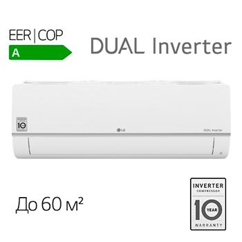 Сплит-система LG Dual Inverter P24SP