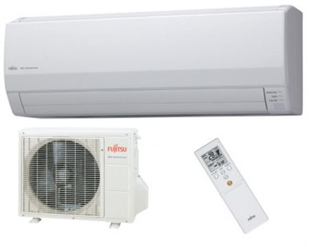 Сплит-система Fujitsu ASYG14LECA/AOYG14LEC