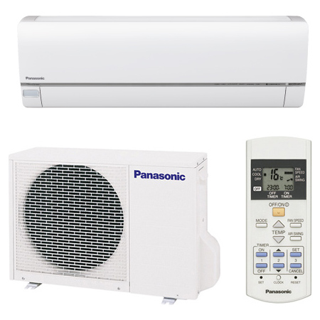 Сплит-система Panasonic CS-HE18QKD/CU-HE18QKD