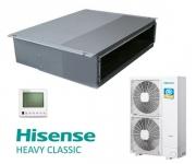 Сплит-система Hisense AUD-18HX4SNL/AUW-18H4SU