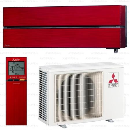 Тепловой насос Mitsubishi Electric MSZ-LN25VGR-ER1/MUZ-LN25VGHZ