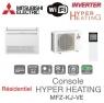Сплит-система Mitsubishi Electric MFZ-KJ25VE/MUFZ-KJ25VEHZ