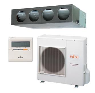 Сплит-система Fujitsu ARY30UUAN/AOY30UNBWL