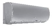 Тепловой насос Gree Lyra Inverter R32 GWH12ACC-K6DNA1F (серебристый)