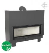 Свободностоящая печь-камин Kratki MB 120 G