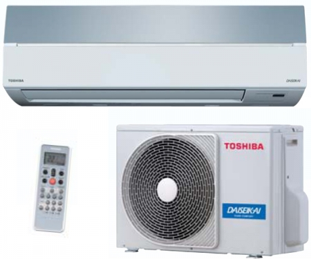 Сплит-система Toshiba RAS-18SKVR-E