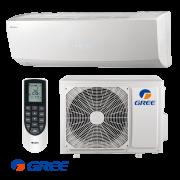 Тепловой насос Gree Lomo Luxury Inverter R32 GWH09QB-K6DNB2C (Wi-Fi)