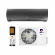 Тепловой насос Gree Lyra Inverter R32 GWH09ACC-K6DNA1F (черный)